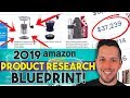 Amazon FBA Product Research - 2019 Guide to Find Million Dollar Products (Detailed Tutorial)