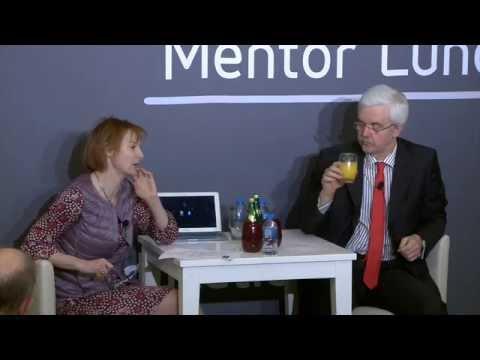 GESF 2015: Meet the Mentor - Tony Little