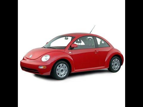 Volkswagen New Beetle (1998-2010) - Service Manual ...