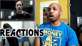 REACTIONS: Flash Season 1 Episode 20 - Wells & Iris Reveal Scenes 1x20