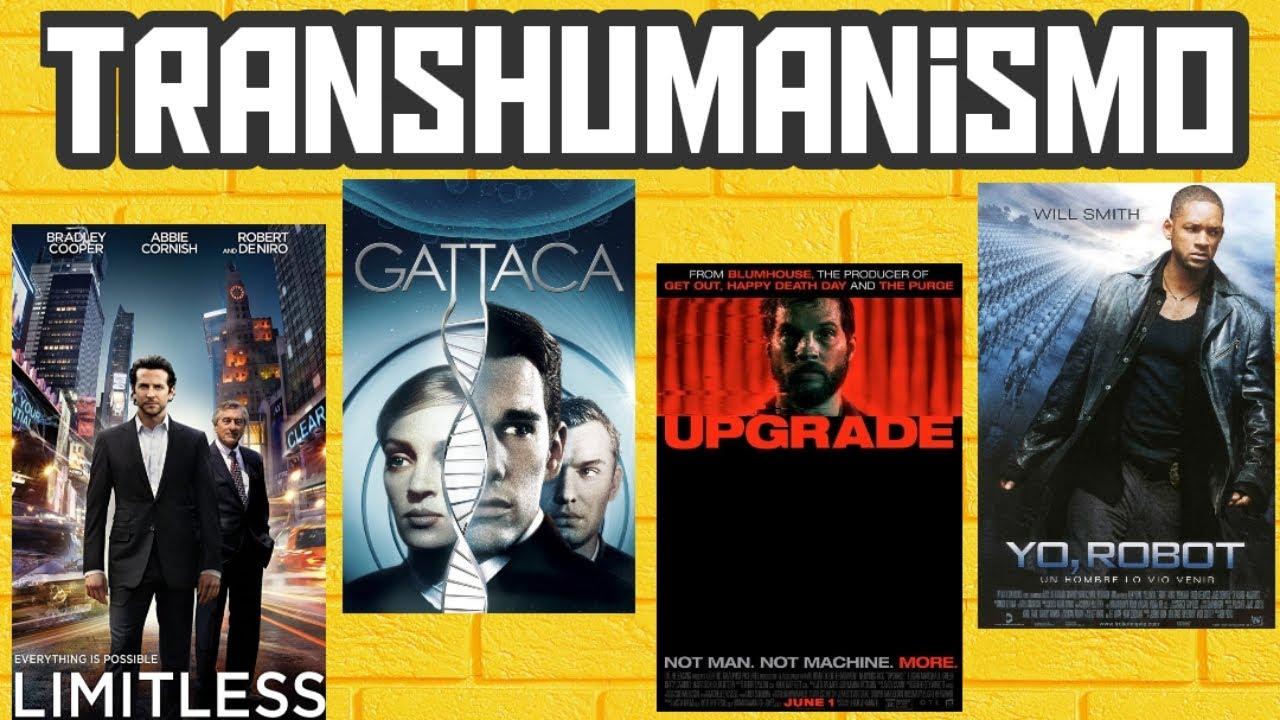 Transhumanismo en el cine - YouTube
