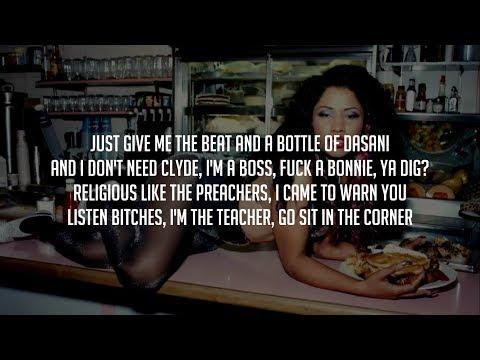 Nicki Minaj - Dead Wrong (Lyrics - Video)