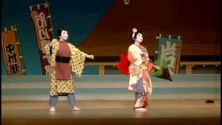 大和楽 団十郎娘(ダイジェスト版)[昴月流]
