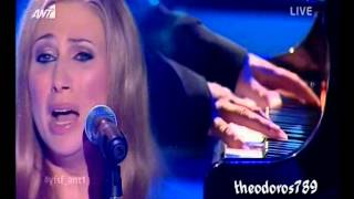 Download Μαντώ_ je suis malade (LIVE 11) «Your Face Sounds Familiar» (Lara Fabian) MP3 song and Music Video
