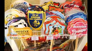 Parti Dükkanım Tanıtım Filmi - Parti Malzemeleri ve Doğum Günü Süsleri