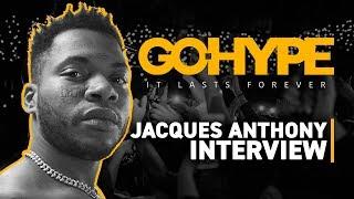 Интервью Жак Энтони, съемки клипа, концерт в Москве.