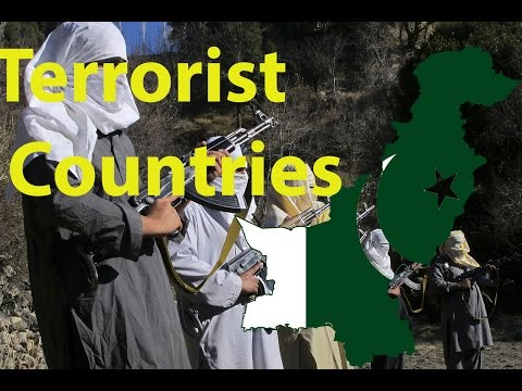 TOP 10 Terrorist Countries in the World