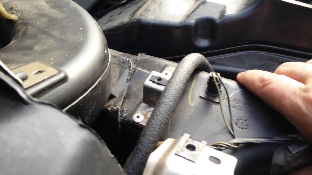 2004 Chevy Avalanche (blend door actuator)
