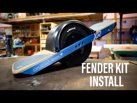 onewheel+-xr-fender-kit-install-|-five-minute-friday!