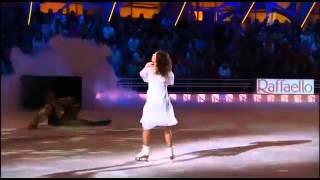 Шоу Ледниковый период 2013  6 й выпуск  Ирина Медведева и Повилас Ванагас