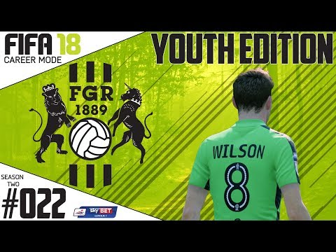 Fifa 18 Career Mode  - Youth Edition - Forest Green Rovers - EP 22