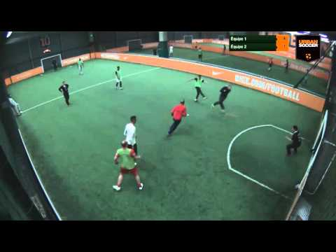 Urban Football - Aubervilliers - Terrain 10 le 06/02/2016 à 18:24