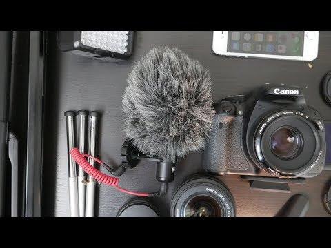 Размытие заднего фона для фото и видео! - YouTube