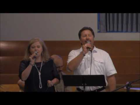 Ruth C & Group I Will Sing   Live at CCN 7-24-16