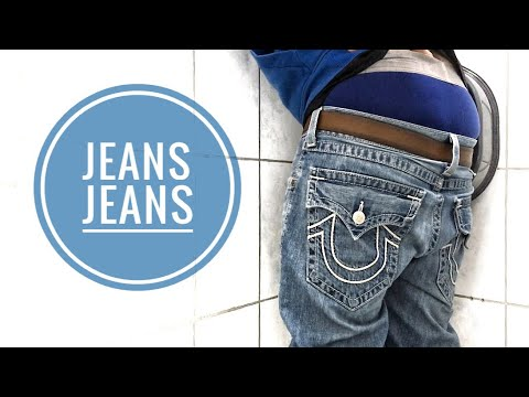 SAGGING AT WORK Ep 07 - True Religion Jeans
