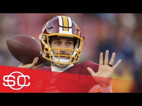 Kirk Cousins planning to sign with Vikings | SportsCenter | ESPN
