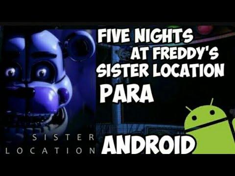 Descargar five nights at Freddy sister location para Android