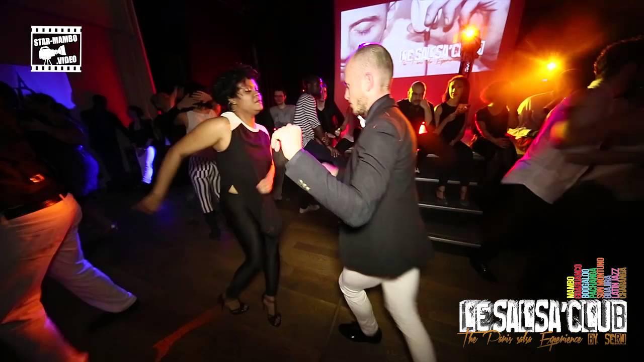 Krystel & Yannick @ Lesalsaclub