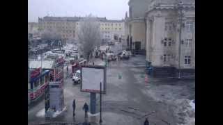 Взрыв в волгограде.Кадры сразу после теракта 29 декабря 13 00