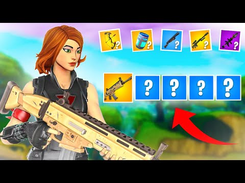 THE MOST LETHAL WEAPON LOADOUT IN FORTNITE