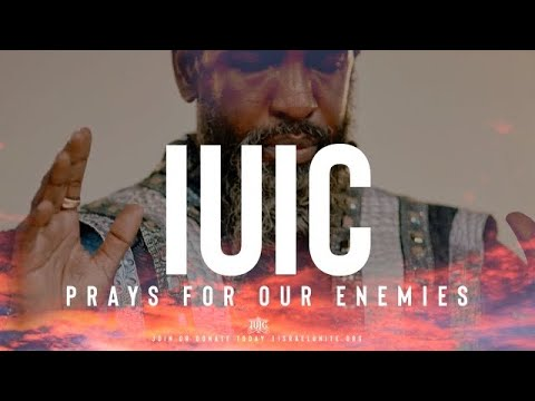 #IUIC PRAYS FOR