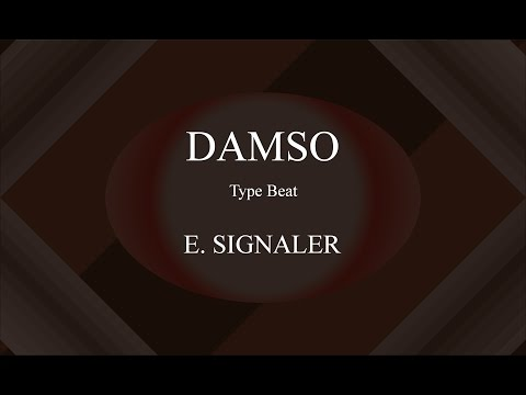 Damso - Signaler (Instru) [ Prod. By Enjel ]