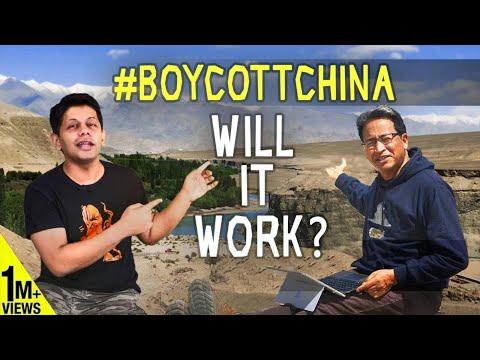 #BoycottChina - Can