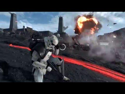 Star Wars BattleFront [Атака Шагоходов]! 1#