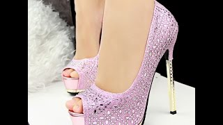 New Bridal Shoes 2017 For Girls