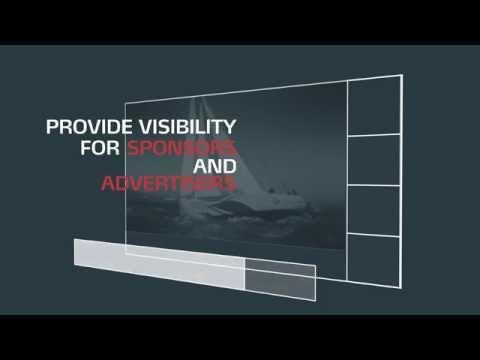 SPLIT-XCREEN-ADVERTISING™ by dnp denmark - motion graphics
