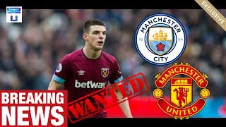 Declan Rice ⚽ This is why Man City & United want him? 2019 HD