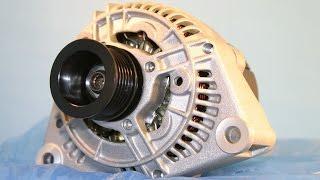видео Дизельный генератор THV Volvo