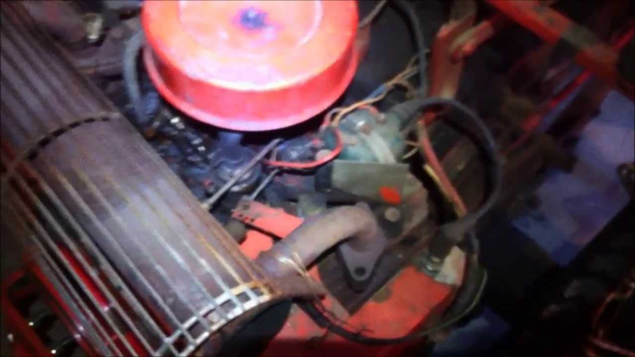 hight resolution of gravely 817 onan ccka coil replacement with chevy gm dis coil