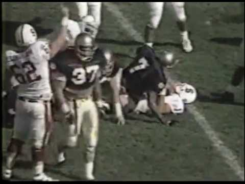 1990 Stanford football highlights: Stanford 36, Notre Dame 31