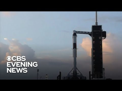 NASA and SpaceX delay historic launch due to weather conditions