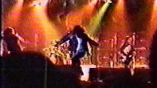 ANTHRAX Live HARPOS 12 6 87 Part 1