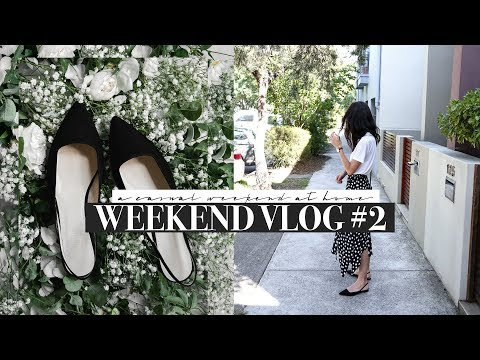 VLOG - What My Weekends Look Like | Mademoiselle