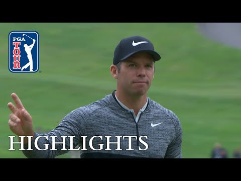Paul Casey's Round 3 highlights from Travelers 2018