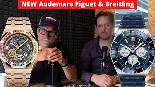 New Audemars Piguet, Breitling…