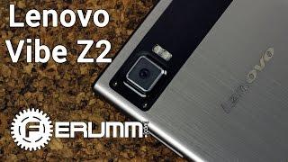 Lenovo Vibe Z2 подробный обзор. Все сильные стороны и недостатки Lenovo Vibe Z2 от FERUMM.COM