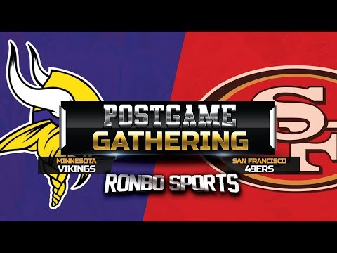 49ers Vs Vikings 2020 NFL Playoffs - NFC Divisional Round Postgame Fans Gathering