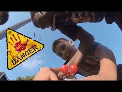 "KIDS TRY TO STEAL ""HENRY THE RC CAR""!"