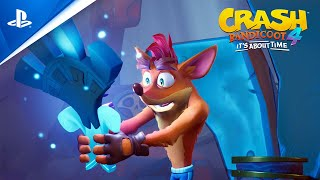 Crash Bandicoot 4: It's About Time - State of Play Trailer   PS4