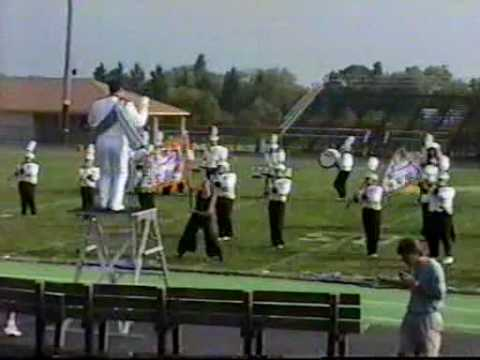 West Jefferson High School Marching Band 1998 Contest