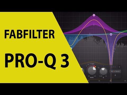 Fabfilter Pro-Q 3 VST Plugin Review : WeAreTheMusicMakers