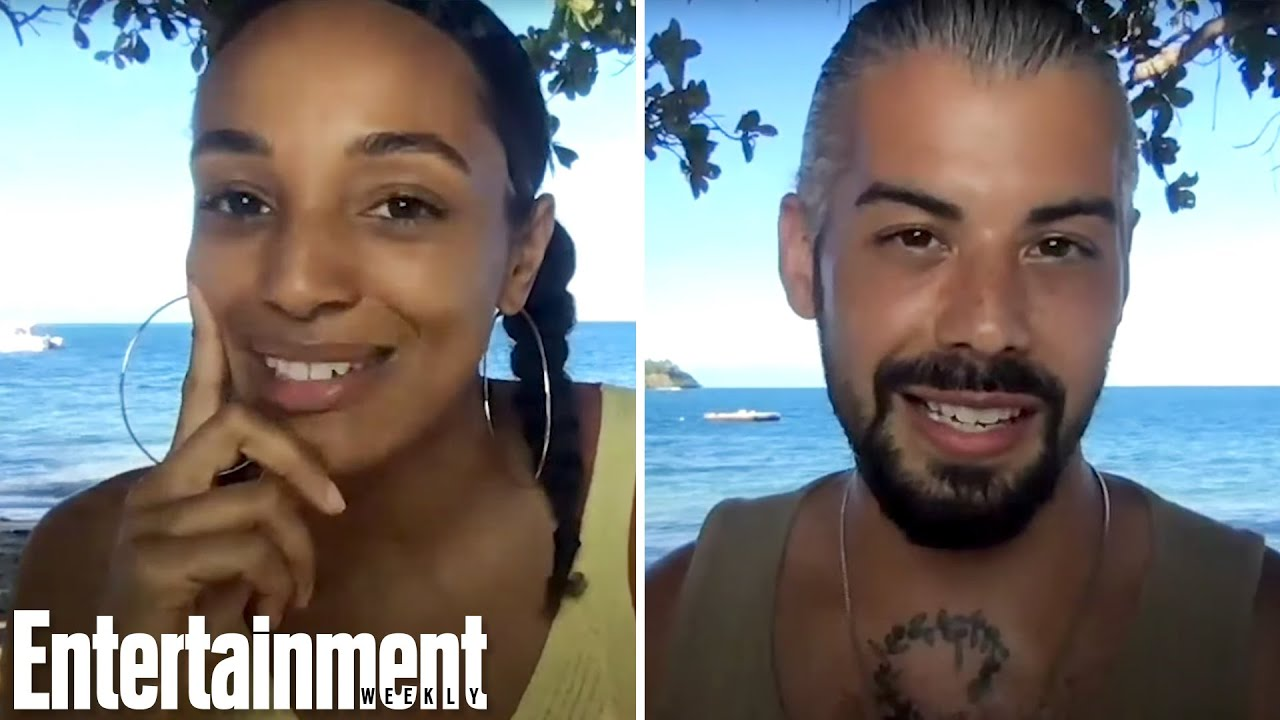 The Cast of 'Survivor 41' Pitch Their Twist Ideas for a Game