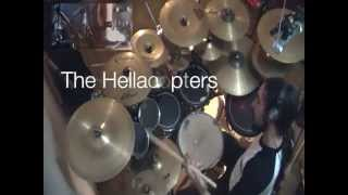 The Hellacopters - The Exorcist (Drum Cover by Yone)