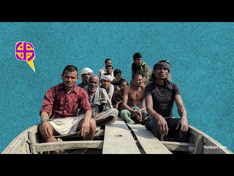 The Quint: An Island Village in Uttar Pradesh
