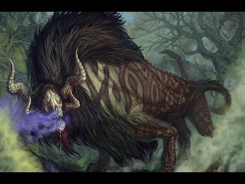 Забытые мифические существа