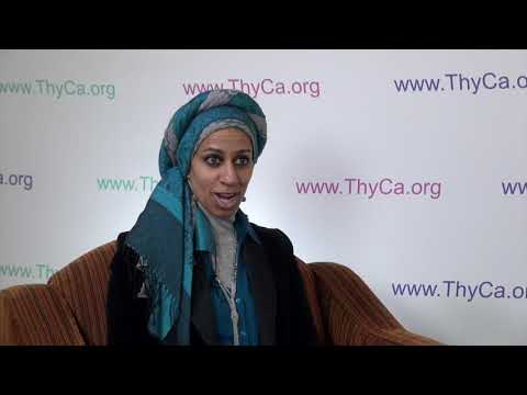 Understanding Treatment for Papillary and Follicular Thyroid Cancer:  Naifa L. Busaidy, M.D.